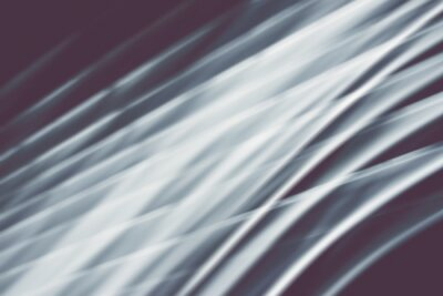Motion blurred lights, abstract defocused background