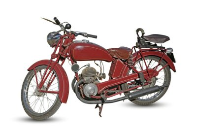 Obraz moto Ancienne