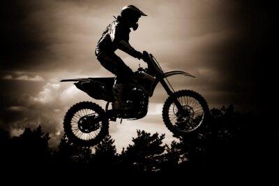 Obraz Motocross dla chłopaka