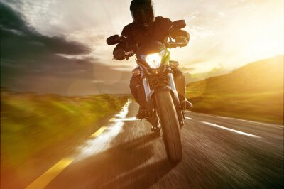 Obraz Motocykl