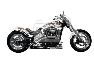 motocykl samodzielnie
