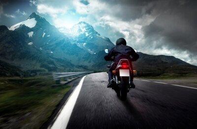 Obraz Motorrad