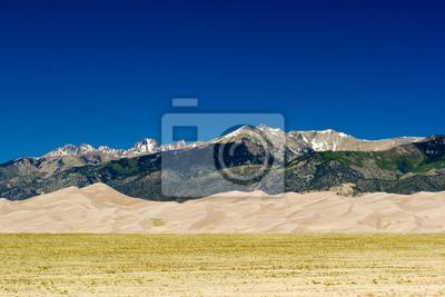 Mountain Desert Landscape