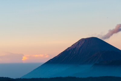 Obraz Mountain Palenie wulkan Bromo
