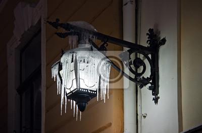 Mrożone latarni