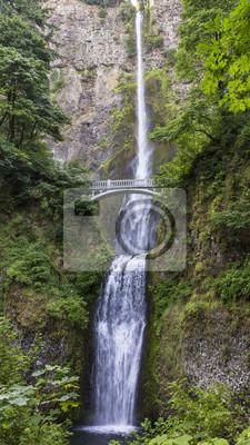 Multnomah Falls pełnej długości