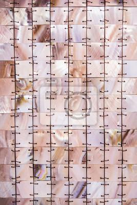 muszla różowy perłowy