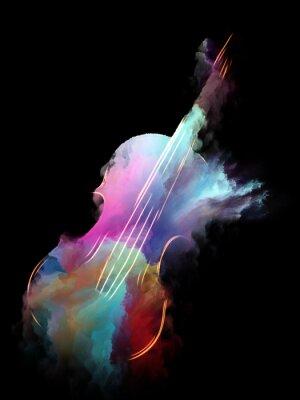 Obraz Muzyka skrzypcowa