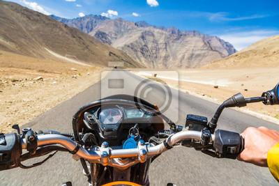 Na drodze w Ladakh, Indie