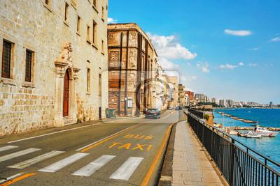 nabrzeża w Neapolu