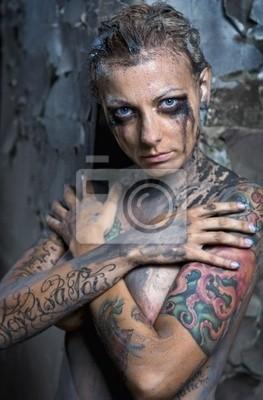 czarne nagie kobiety fotki