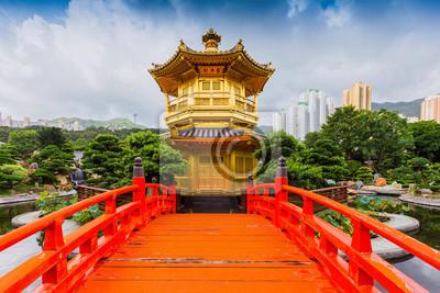 Nan Lian Garden, To jest park publiczny rząd, Kowloon