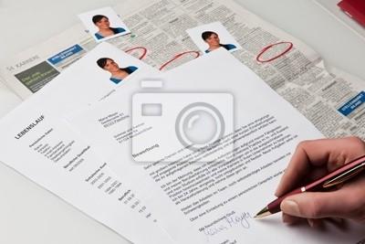 Napisz do aplikacji i CV