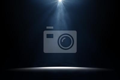 Obraz nastrojowe tło światła sceny