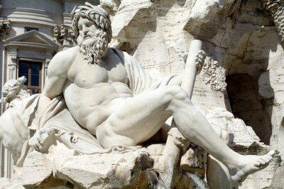 Obraz Navona, Rzym