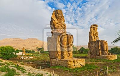 Nekropolia w Luksorze