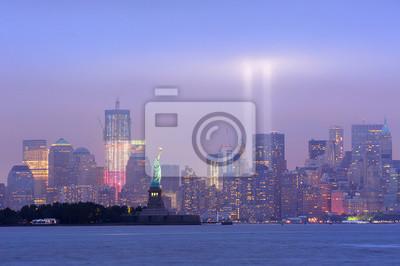 New York City Manhattan downtown noc