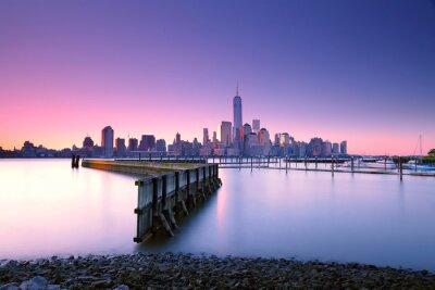 Obraz New York Skyline