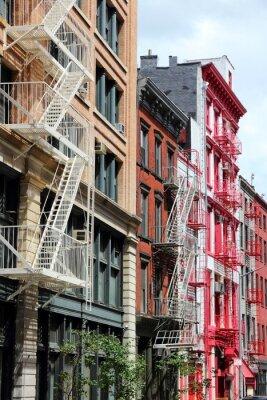 Obraz New York - SoHo