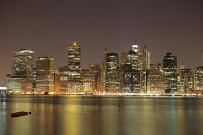 Obraz New York. Stany zjednoczone