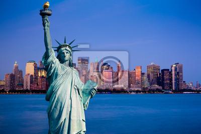New York statua la de Liberté