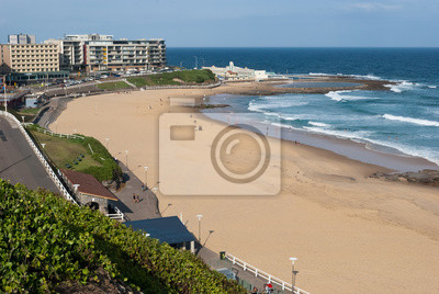 Newcastle plaża, NSW, Australia