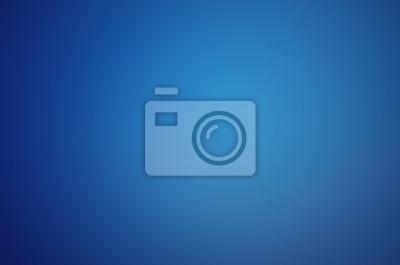 Obraz niebieski gradient gładkie tło