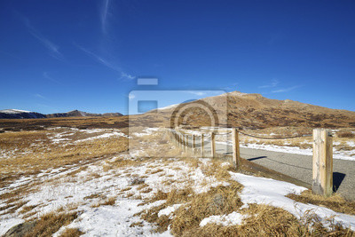 Niezależność przełęczy chodnik, Colorado, USA.