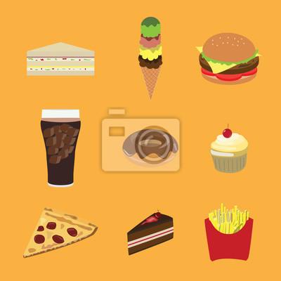 Niezdrowe Jedzenie Obrazy Redro