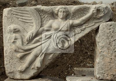 Obraz Nike Skrzydlata bogini zwycięstwa