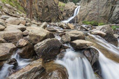 North Boulder Creek and Falls