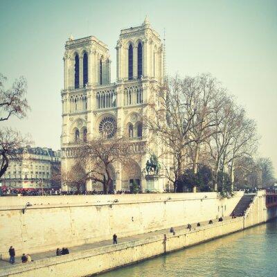 Obraz Notre Dame de Paris