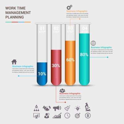 Nowoczesne opcje biznesowych banner. ilustracji wektorowych. może być stosowany do przepływu pracy układu, schemat, opcji numerycznych, zintensyfikować opcje, web design, infografiki.