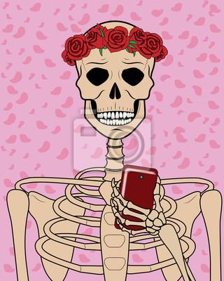 nowoczesny szkielet