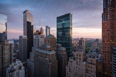 Obraz Nowy Jork i Central Park