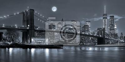 Obraz Nowy Jork nocą