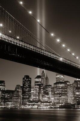Nowy Jork nocy