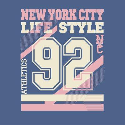 Obraz Nowy Jork t-shirt