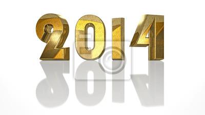 Obraz nowy rok