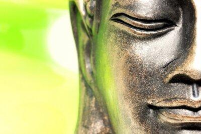 Obraz O Budda, prowadzi nas do zielonego światła