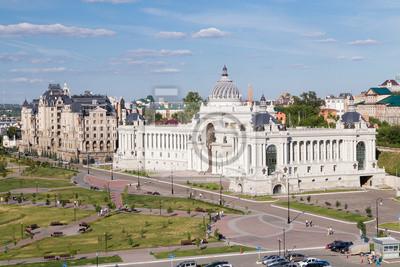 Obiekty historyczne w Kazaniu, w Rosji