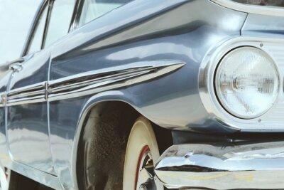 Obraz Obraz Luxury rocznika boku samochodu