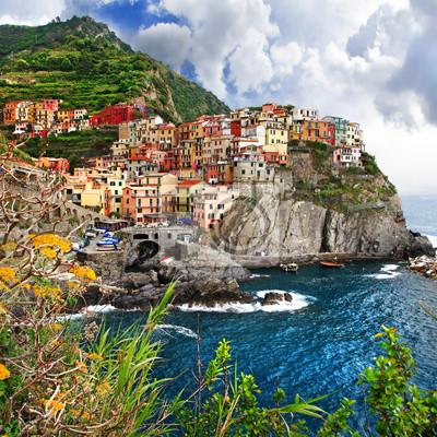 obrazowym Włochy - Monarolla, Cinque Terre