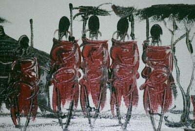 Obraz Obrazy, Stone Town, Tanzania