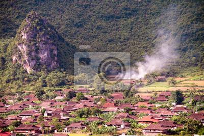 obszarach wiejskich w Wietnamie