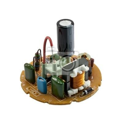 Obwód energooszczędną świetlówkę kompaktową
