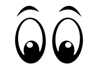 Obraz oczy
