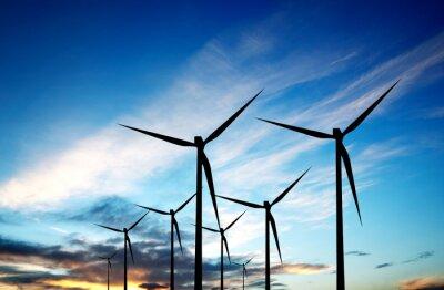 Obraz Odnawialne źródła energii