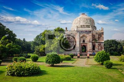 Obraz Ogrody Lodi, Delhi, Indie
