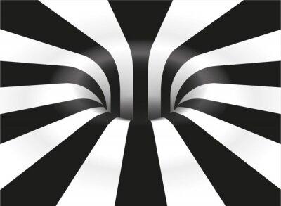 Obraz Op Art Vortex